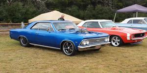 Chevrolet Malibu SS