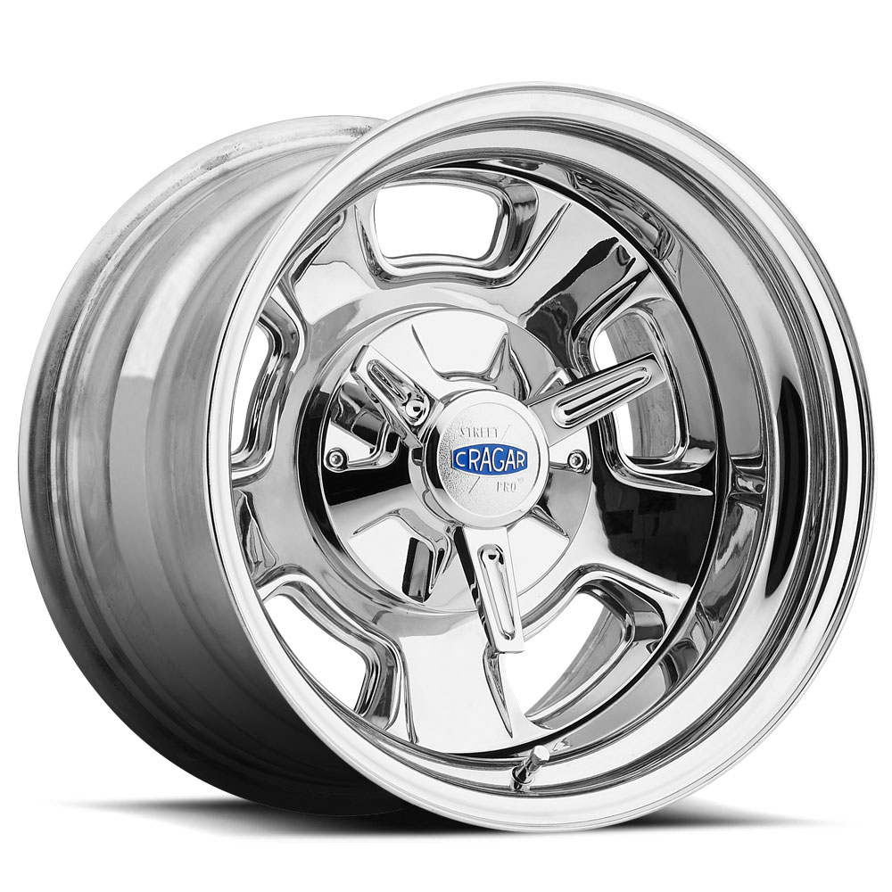 Boyd Coddington Wheels Series 390c Street Pro American